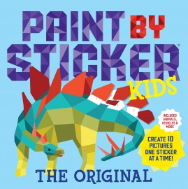Paint by Sticker Kids, The Original - cover