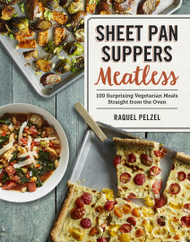 Sheet Pan Suppers Meatless - cover