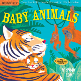 Indestructibles: Baby Animals - cover