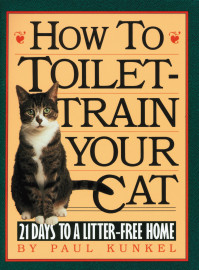 How to Toilet-Train Your Cat - cover