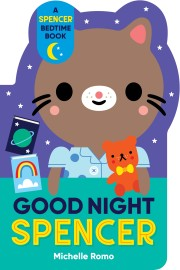 Good Night, Spencer - cover
