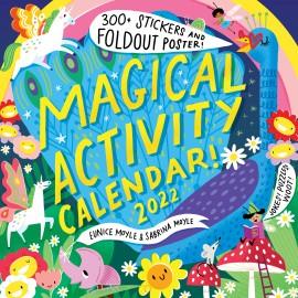 Magical Activity Wall Calendar 2022 - cover