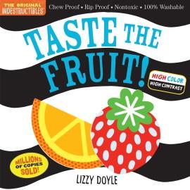 Indestructibles High Color High Contrast: Taste the Fruit! - cover
