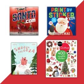 Christmas Book Set for Kids - cover
