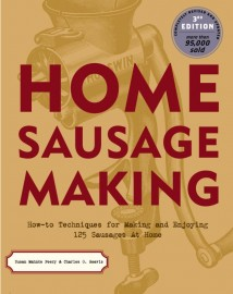 Home Sausage Making - cover