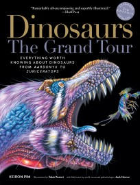 Dinosaurs—The Grand Tour, Second Edition - cover