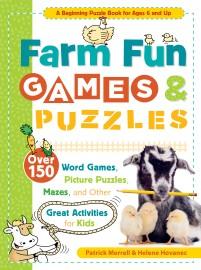 Farm Fun Games & Puzzles - cover