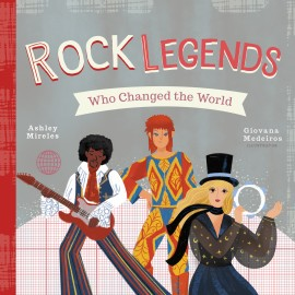 Rock Legends Who Changed the World - cover