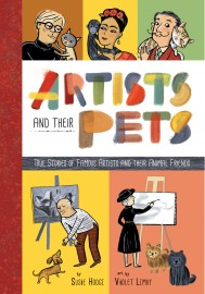 Artists and Their Pets - cover